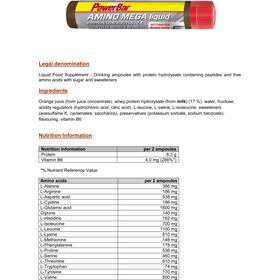 PowerBar Amino Mega Liquid 20 x 25ml